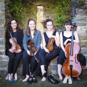 Behn Quartet Kamermuziek Wageningen